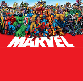 MARVEL COMICS ISRAEL