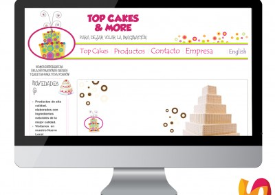Top Cakes & More www.topcakescr.com